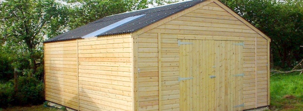 Strong solid shed suitable for all storage purposes
