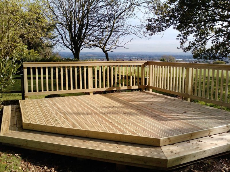 North-East Timber Creations Decking - North-East Timber ...