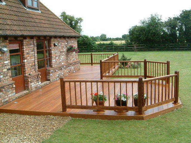 North East Timber Creations Decking North East Timber
